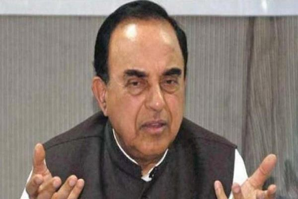 national herald case swamy blames rahul sonia on fraud criminal conspiracy