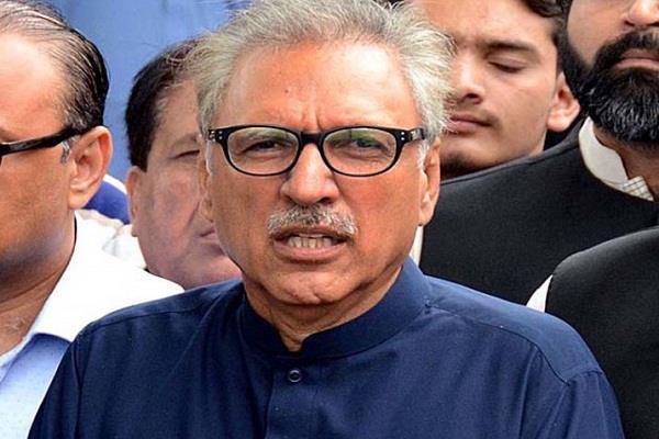 pakistani president alappan kashmir s wrath