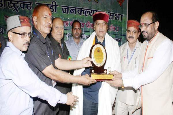 provide protection to himachali traditions is necessary  cm