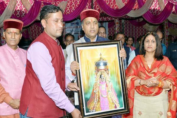 cm jairam announces lambathach nalwad fair got district level status