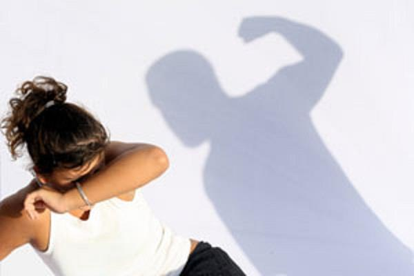 case registered against people who entered house and beaten women