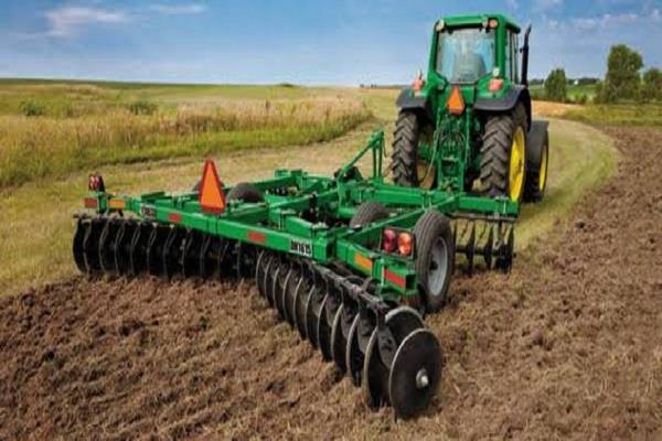 subsidy to 80 on agricultural machinery