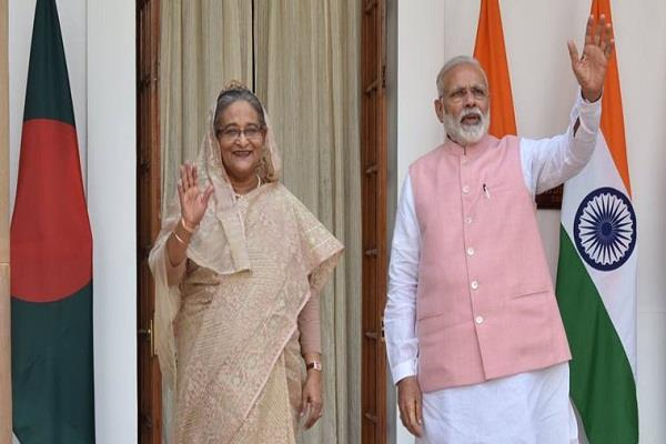 neighboring leaders should have a relationship as neighbors modi
