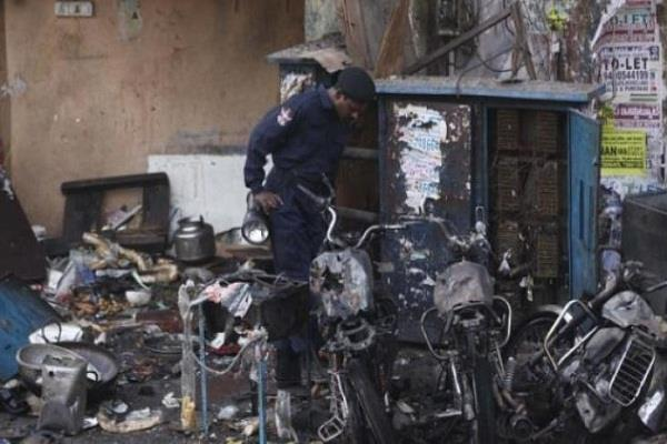 hyderabad serial blast two convicts sentenced to death