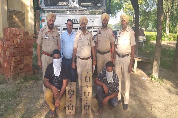 785 chestnut liquor recovered akali leader including 2 arrested