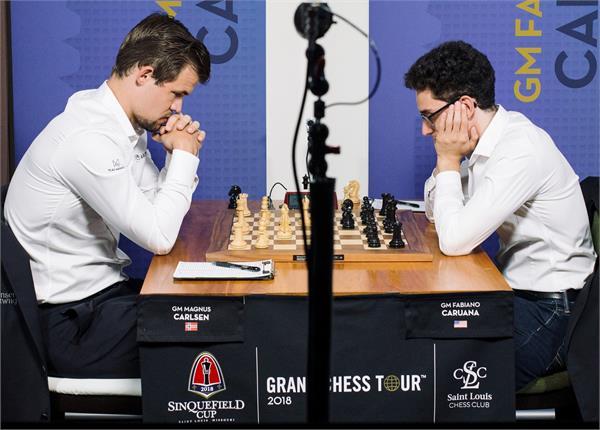 fide world chess championship 2018 magnus carlsen fabiano caruana