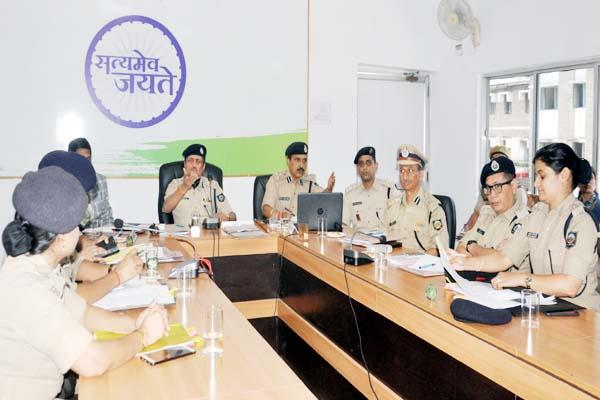 dgp said increased percentage to solved of murder and rape cases