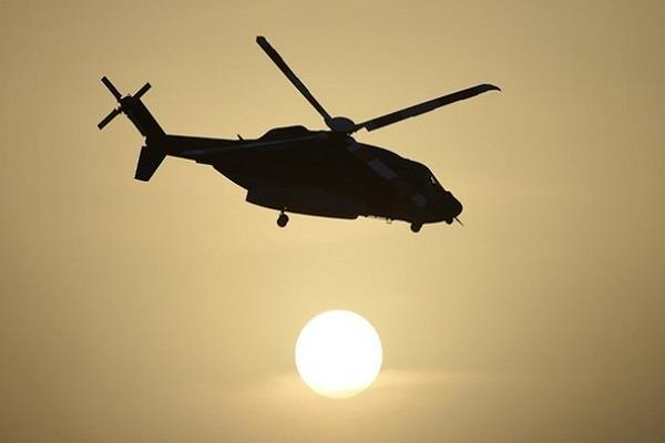 helicopter crash in yemen 2 saudi pilot death