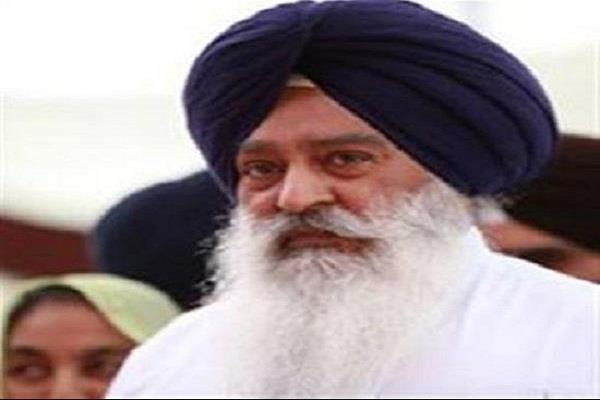 jathedar lodges case of hurting religious sentiments