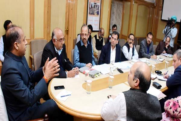 cm jairam expresses concern on low punishment rate in himachal