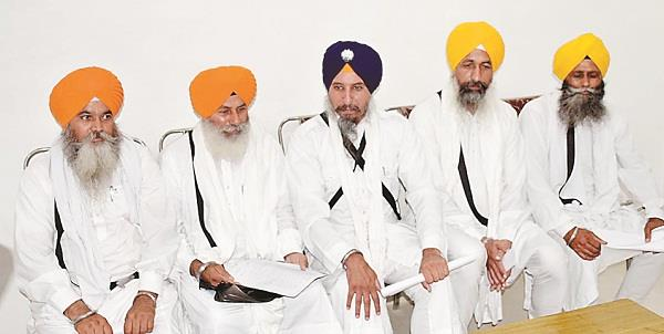 panch payara s signaled the akali dal s re existence in 1920