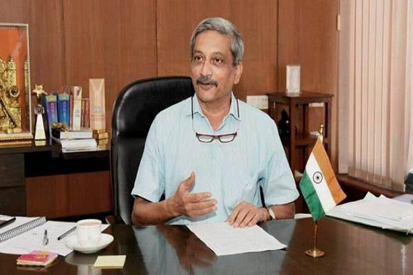 provide parrikar fitness certificate then start work congress