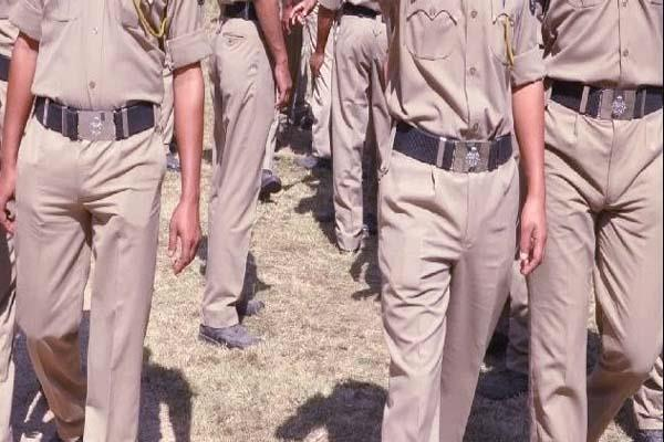 himachal punjab police searched ruffian in forest