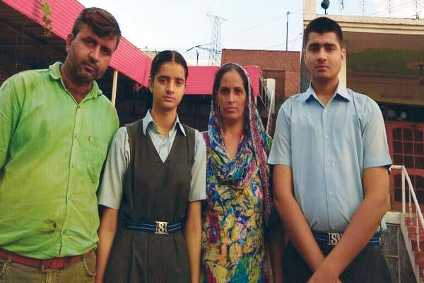 family reached with suicide application near the sdm and sp