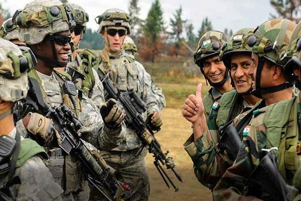 india and us forces will conduct maneuvers in uttarakhand for two weeks