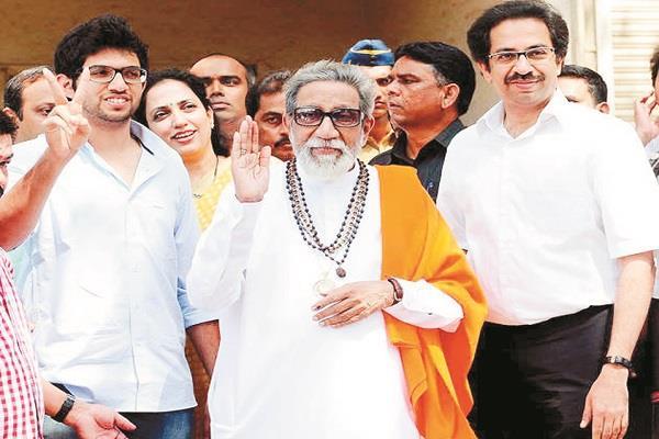 aditya represents aspiring maharashtrian youth