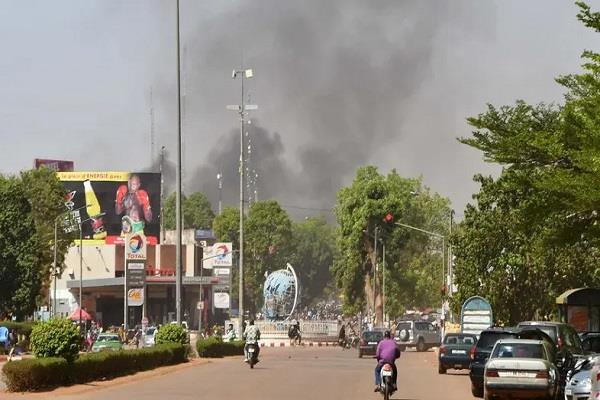 burkina faso mosque attacked 16 people dead