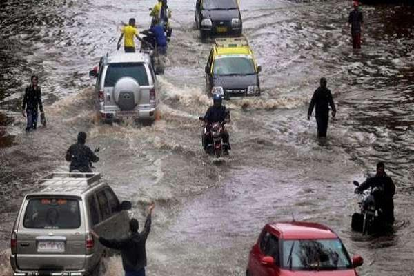 disaster management of the country failed due to heavy rain