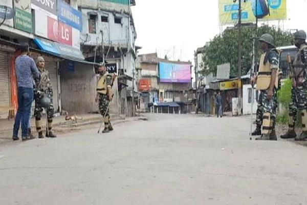the problem of shillong punjabis is serious it is necessary to solve it before