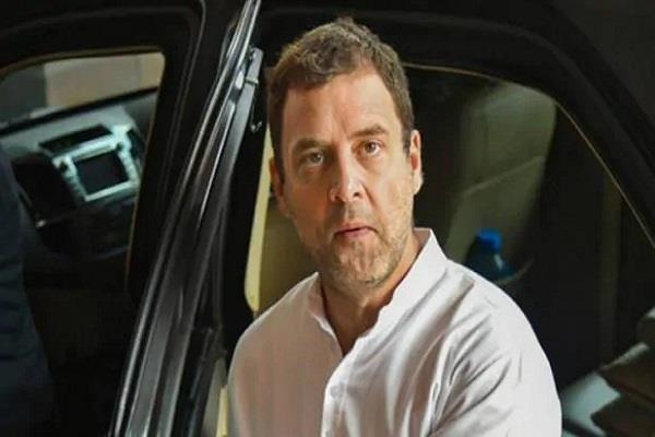 rahul gandhi goes to bangkok between elections in two states