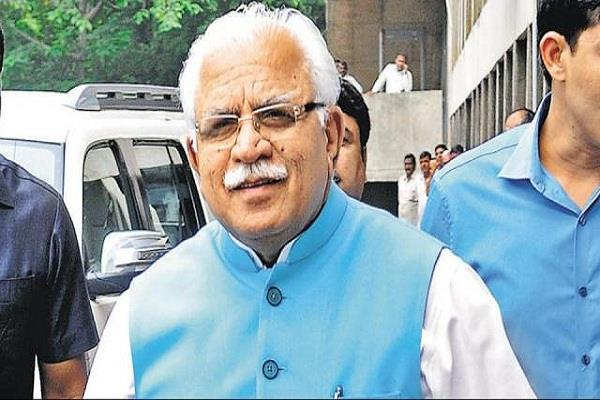 today manohar lal khattar will present his claim to form the government