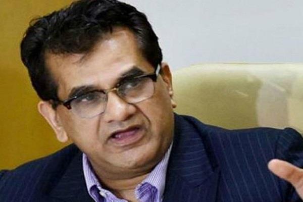 niti aayog raises questions on  slow movement of railways