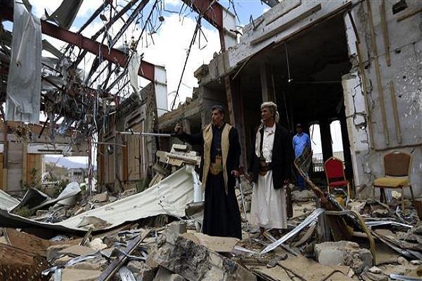 4 people killed in yemen air strike