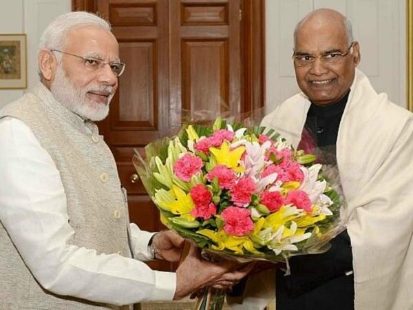 modi congratulated president ramnath kovind on his birthday