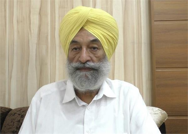 sukhdev dhindsa quits as sad leader in rajya sabha