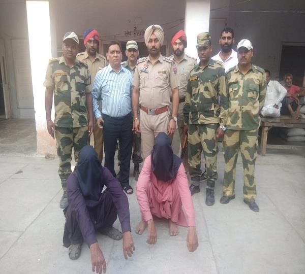 2 pakistani intruder arrested