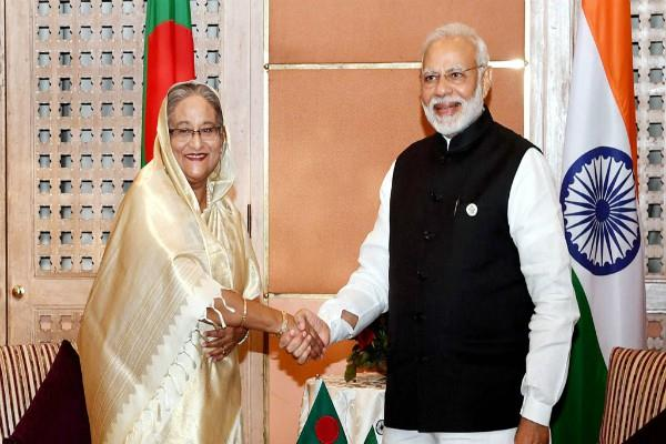 bangladesh pm hasina will meet modi tomorrow