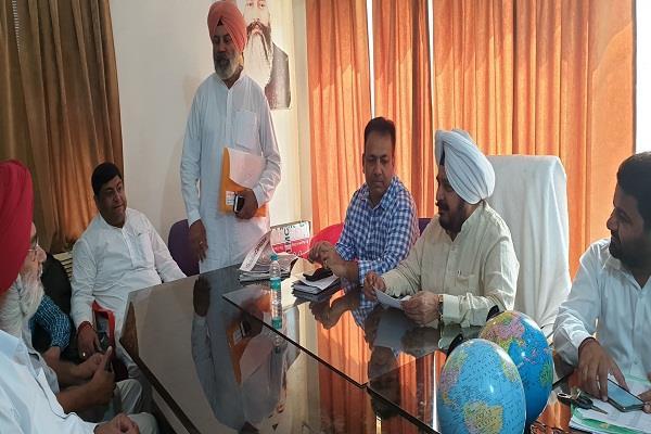 sukhbir badal commits 2 times infidelity to jalalabad residents dharmasoth