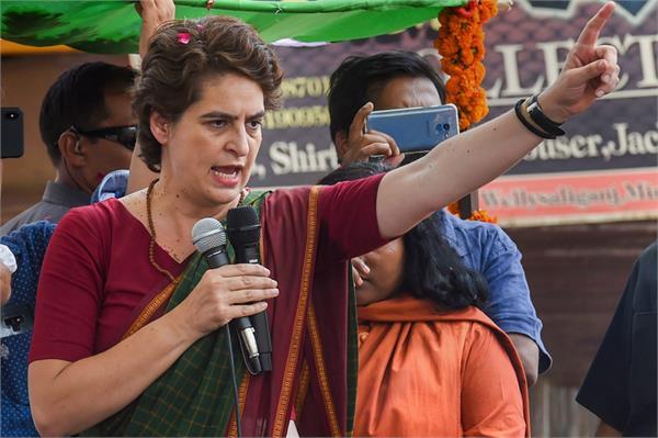 priyanka gandhi in search of new ashiana in lucknow