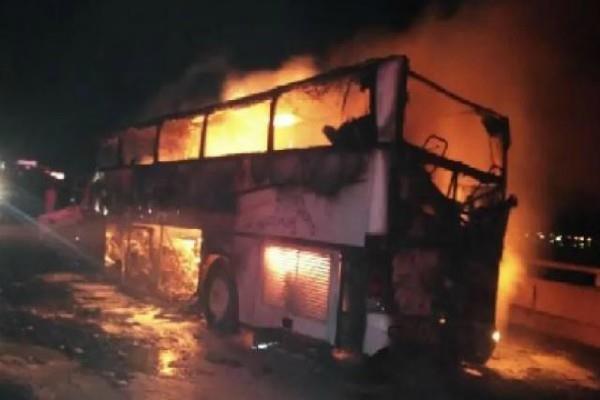 saudi arabia 35 killed in road accident