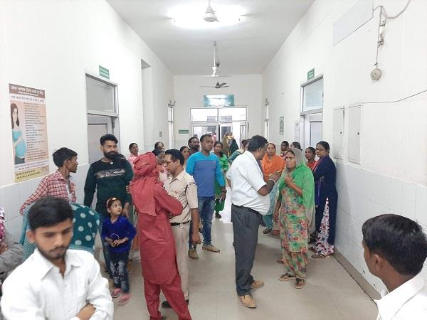 irresponsibility of nursing staff in civil hospital