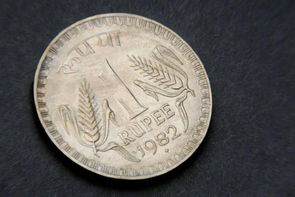 rupee opened at 2 week low 71 22 level