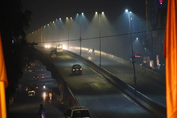 pollution level reached 462 in jalandhar