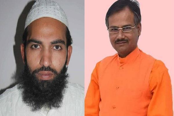 maulana anwarul haq arrested