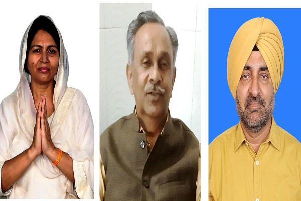 akali dal leaders engaged in campaigning for dakha and jalalabad