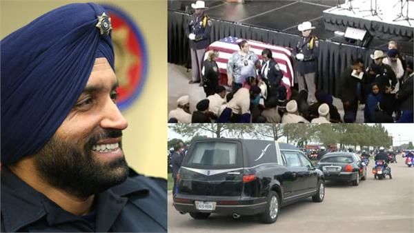 thousands remember slain sikh deputy at funeral service