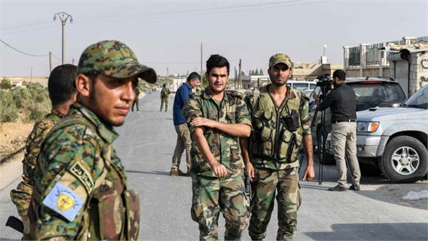 syrian kurdish army agrees to follow ceasefire