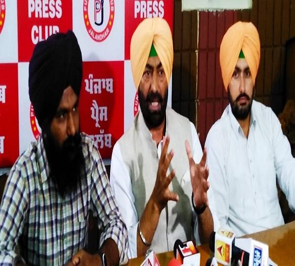 sukhpal khaira speak against bargari case