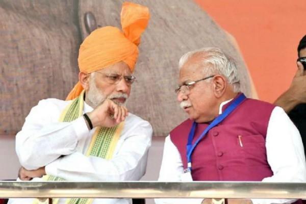 haryana s cabinet tomorrow expanded