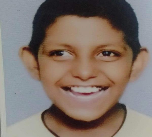 family of missing child expressed suspicion of kidnapping