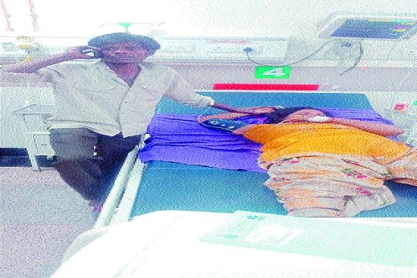 snake bites woman during cleaning of room pgi refer