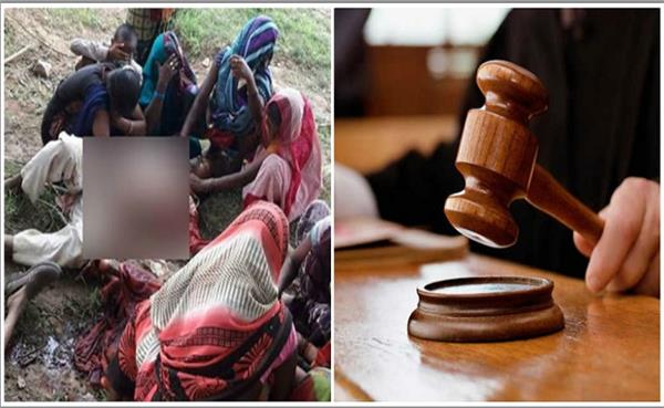 big news sonbhadra court orders to register fir against genocide victims