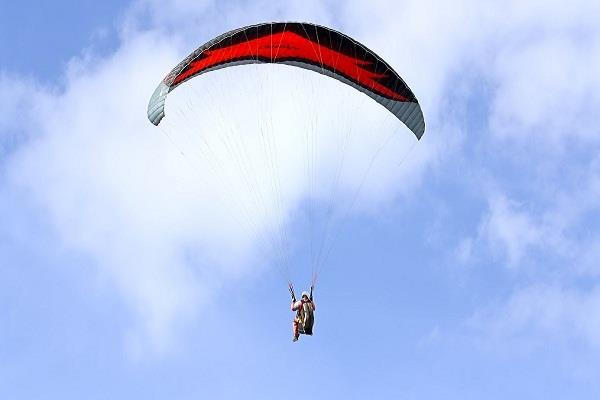 10 pilots selected for asian paragliding cup