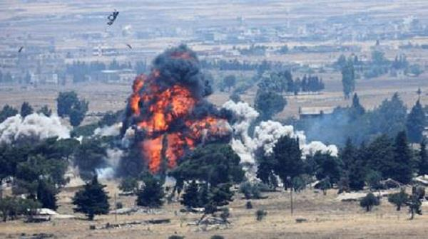 us bombs its own military base in syria to  reduce usefulness
