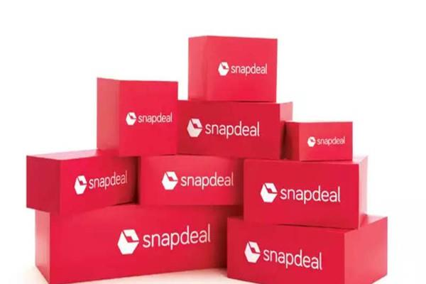 snapdeal sales up 52 percent at festival sale big contribution from small towns