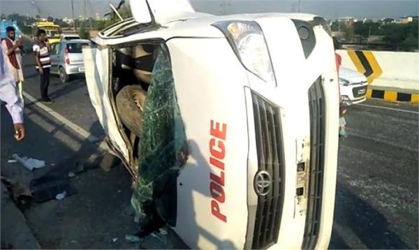 former cabinet minister bikram majithia pilot car accident one died